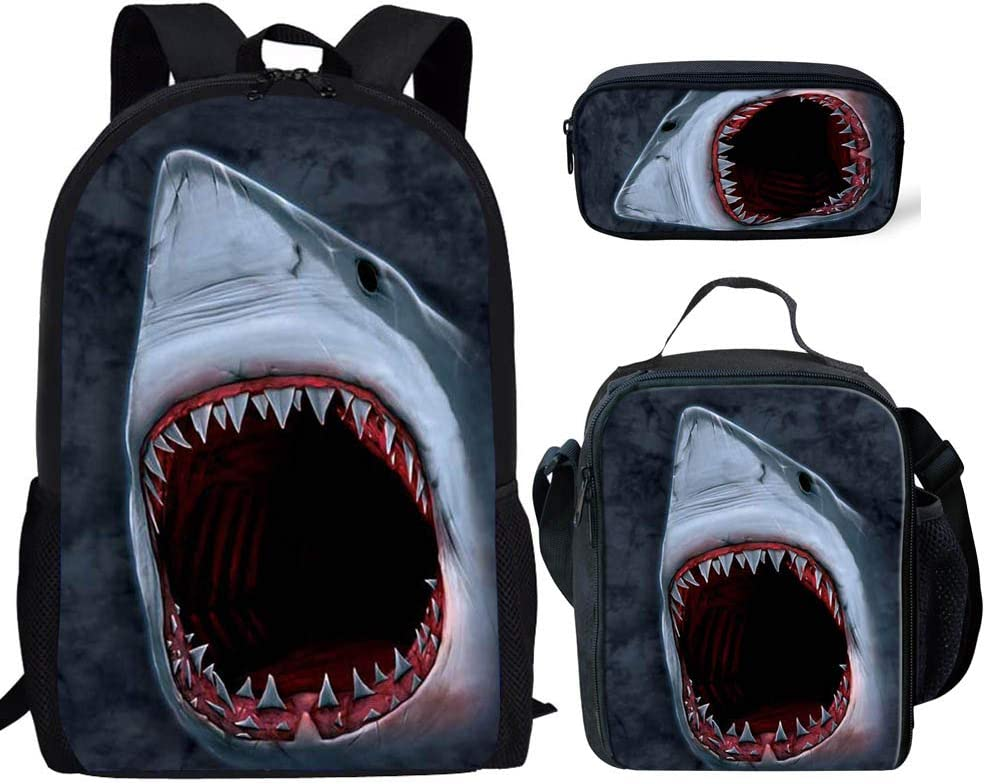 Backpack for toddlers: Cute baby shark 3-D cartoon plush backpack size : Length 9x 2.5 10x Height side