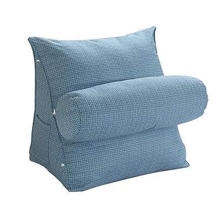 Cuña almohada espalda soporte triángulo almohada back rest ...