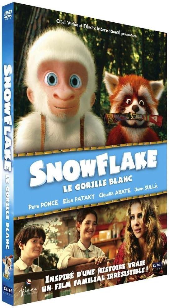 SNOWFLAKE LE BLANC TÉLÉCHARGER GORILLE