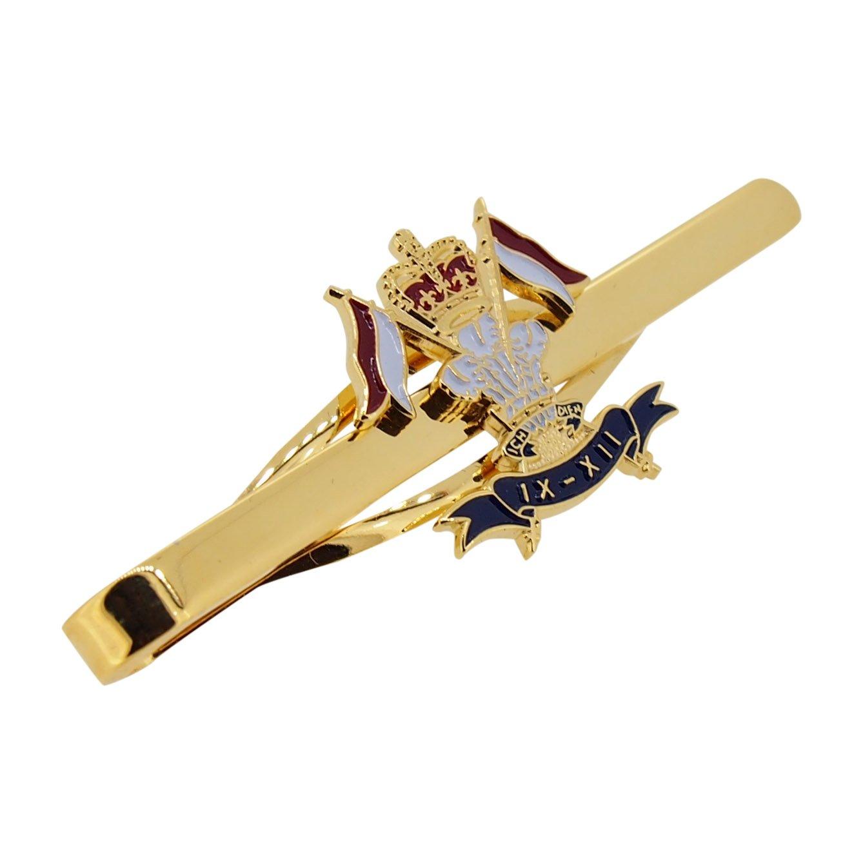 British Military Store Clip de Corbata 9ª/12ª Royal Lancers ...