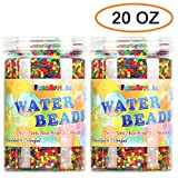 Toys : FansArriche Water Beads, 20 ounces (12 Color ) Orbeez Beads Jelly Water Gel Water Growing Balls for Orbies Foot Spa Refill,Kids Tactile Sensory Toys, Plants Vases, Party