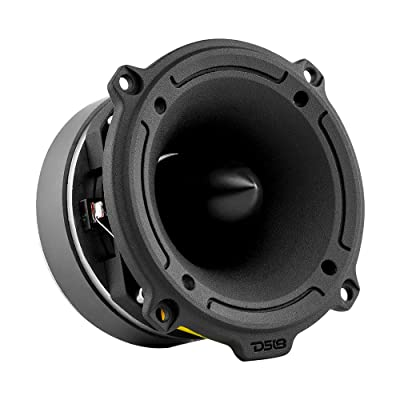 "DS18 PRO-TW320.8 Super Tweeter with Bullet – 1.5"", Ferrite Magnet, 500W Max, 250W RMS, 8 Ohms (1 Speaker), New Model 8 Ohms: Home Audio & Theater"