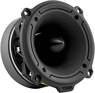 "DS18 PRO-TW320.8 Super Tweeter with Bullet – 1.5"", Ferrite Magnet, 500W Max, 250W RMS, 8 Ohms (1 Speaker)"