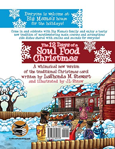 The 12 Days of a Soul Food Christmas