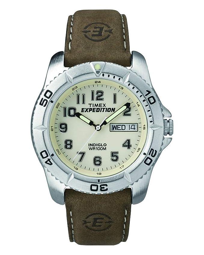 ac21f4ee208c Timex Expedition T46681 - Reloj de Cuarzo para Hombres
