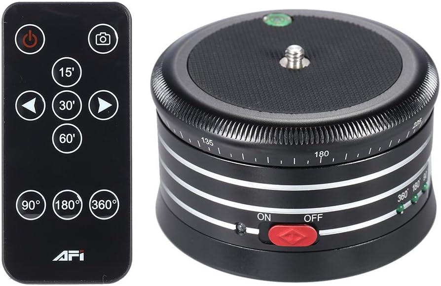 MRA01 رأس بانوراما كهربائية معدنية 360 درجة مع جهاز تحكم عن بعد لكاميرا جو برو اكشن كاميرا ذكية جيب كاميرا مايكرو اس ال ار دي