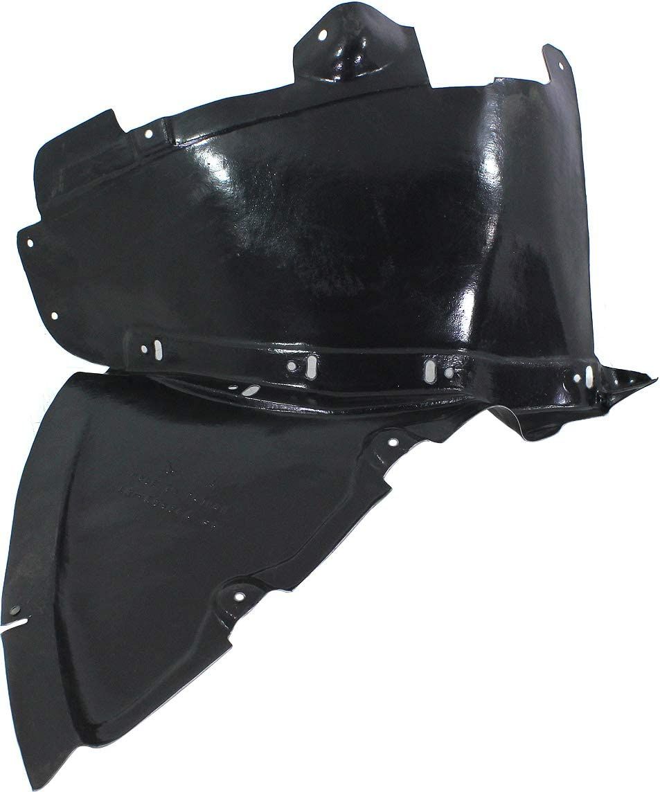 Garage-Pro Fender Liner for AUDI TT 08-15 FRONT RH Front Section