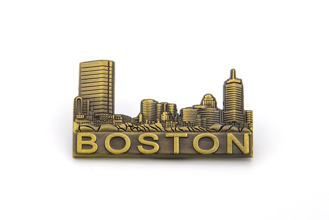 Boston Skyline Magnet