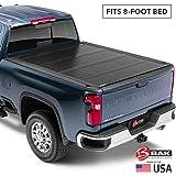 BAK BAKFlip G2 Hard Folding Truck Bed Tonneau Cover | 226122 | Fits 2014-2018, 19 Ltd/Legacy GM Silverado, Sierra: Limited/Le