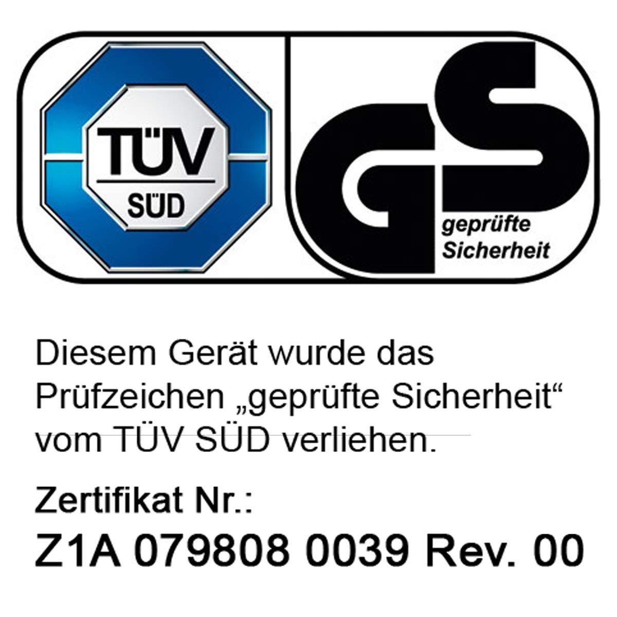 BRAST Benzin Gartenfr/äse 5,15kW Selbstantrieb 50cm Fr/äsbreite 212ccm T/ÜV gepr/üft Motorhacke Ackerfr/äse Bodenfr/äse 7,0PS