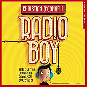 Radio Boy Audiobook
