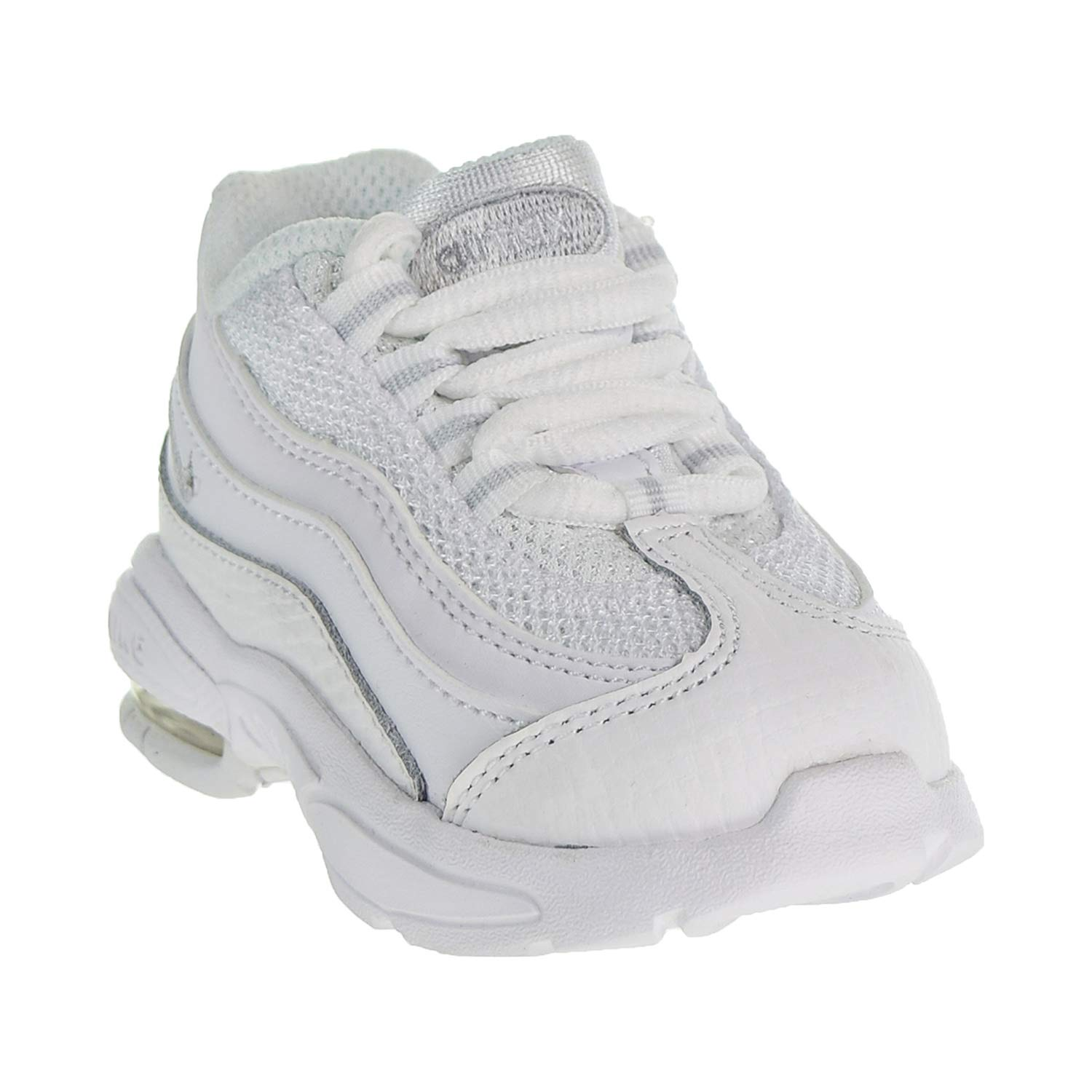755df9d5a Amazon.com | NIKE Little Max 95 Baby Toddlers Shoes White 311525-109 (8 M  US) | Sneakers