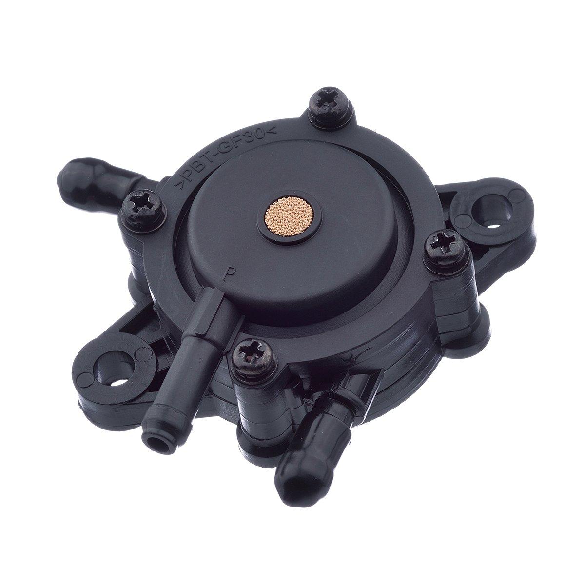 HONDA 16700-ZL8-013 John Deere Lg808656 M138498 M145667 Kohler 24 393 04S 24393 16S OuyFilters Fuel Pump for Briggs /& Stratton 491922 808656 Kawasaki 49040-7001