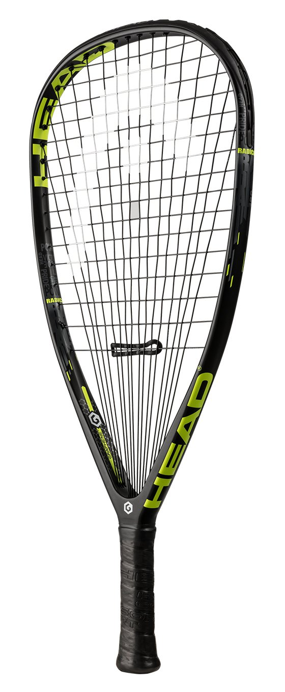 Head Graphene Radical 180 Racquetball Racquet (3-5/8) by HEAD