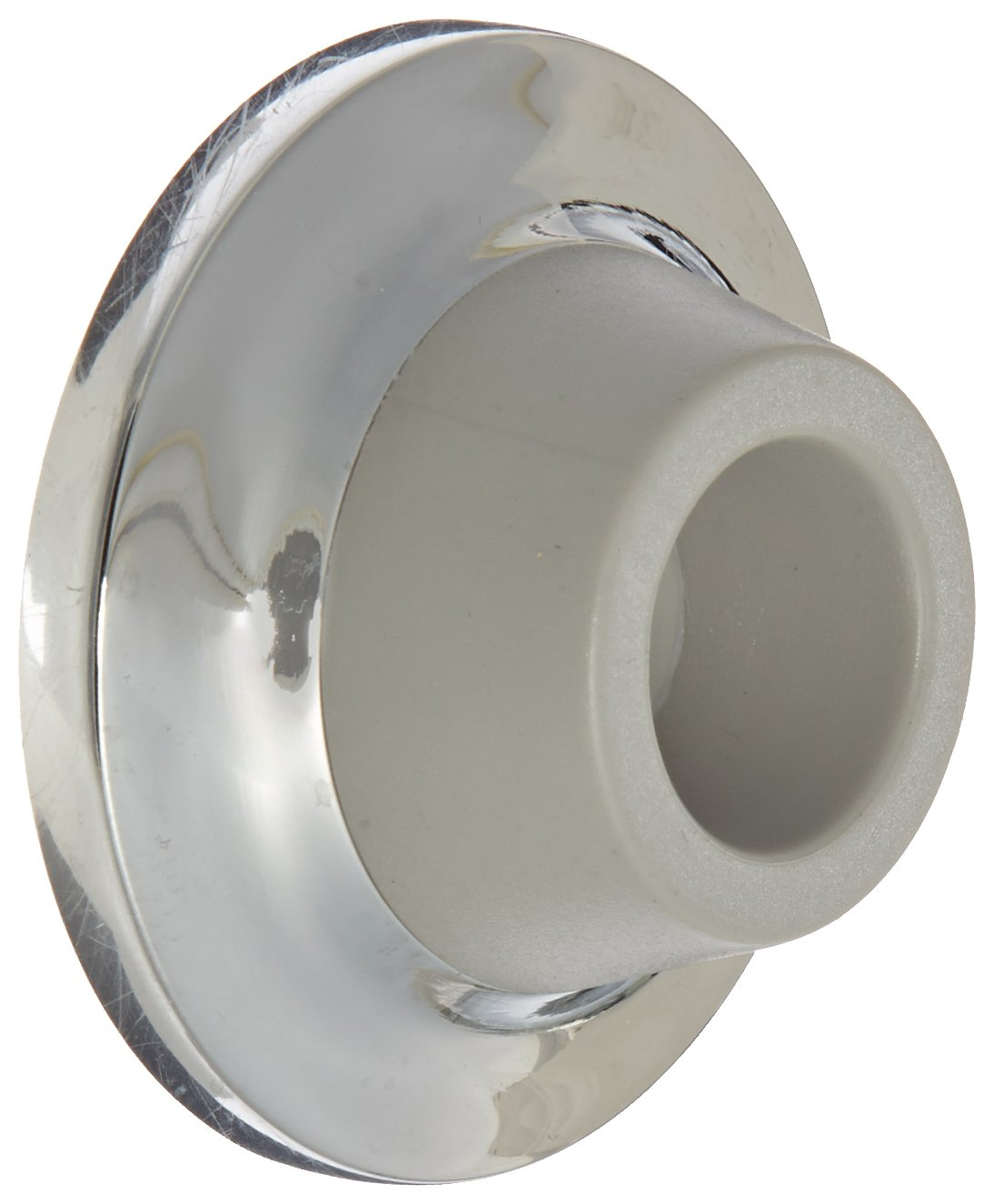 6 x 1-1//2 FH SMS Fastener with Plastic Toggle Rockwood 403.26 Brass Concave Solid Cast Wall Stop 2-7//16 Diameter Polished Chrome Plated Finish 6 x 1-1//2 FH SMS Fastener with Plastic Toggle 2-7//16 Diameter Rockwood Manufacturing Company