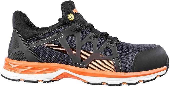 Puma ox633870 ORANGE 43 Chaussures de sécurité ESD S1P Safety Rush 2.0 Mid 633870 43 Taille: 43 Noir, Orange 1 Paire Atomic S3 SRC 49