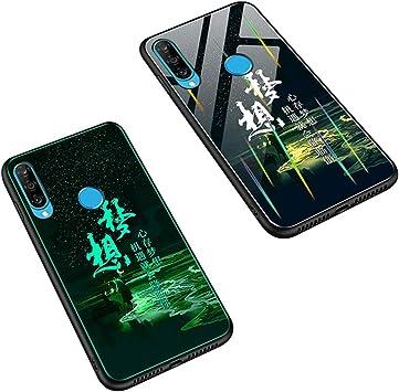Yoota Funda Huawei P30 Lite, Tapa Trasera de Vaso [Superficie de ...