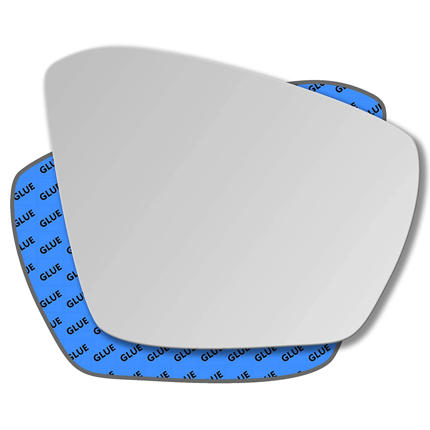 Hightecpl 131RS Right Driver Side Convex Door Wing Mirror Glass