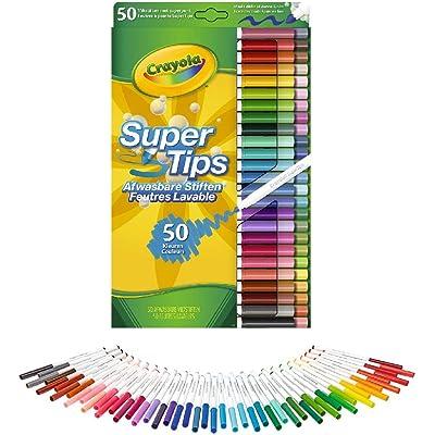 Crayola - Set de rotuladores Finos (58-5051)