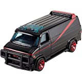 Hot Wheels 2012 Retro Series A Team Custom GMC Panel Van Die Cast 1