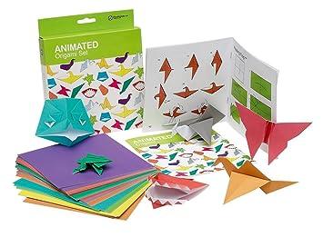 npw manualidades de origami con papel para niños juego de origami