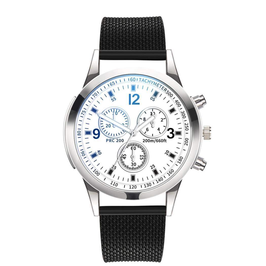 Un reloj aparente