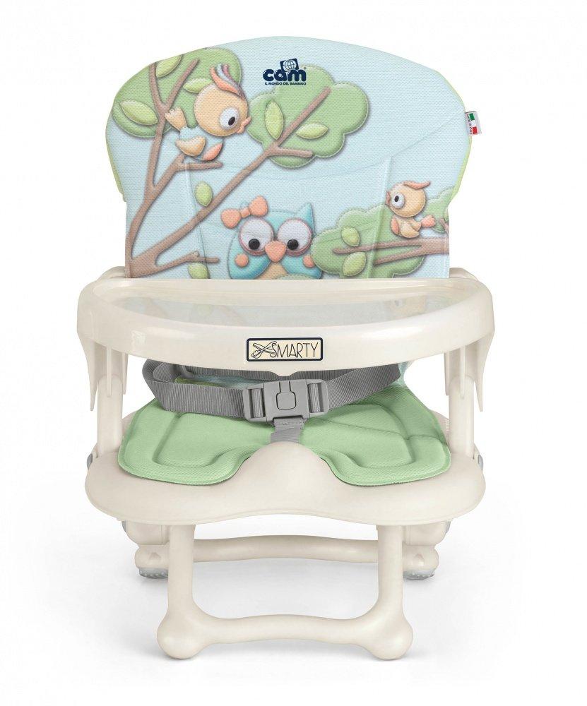 CAM Il mondo del bambino S333//227 Rialzo da Sedia Smarty Pop Fango