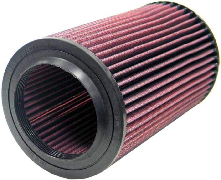 K&N Engine Air Filter: High Performance, Premium, Washable, Replacement Filter: 2002-2008 ALFA ROMEO (GT, 147, 156), E-9268