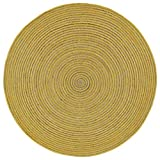 Earth First Natural Hemp/Cotton Racetrack Round
