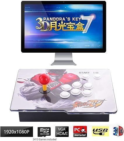 pandora key 7 3d