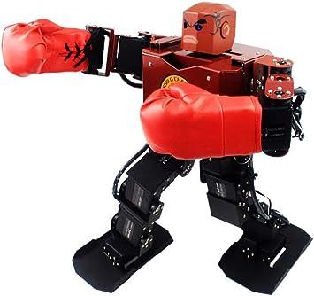 HARLT Boxeo Inteligente Lucha Robot Humanoide Programable Soporte ...