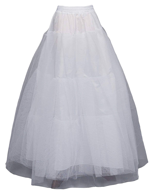 Happydress Brautkleider T/üll Reifrock Petticoat Unterrock Hochzeitskleider Petticoat Underskirt Krinoline Brautkleider Reifrock Krinoline Petticoat Unterrock Hoopless Wedding Dress