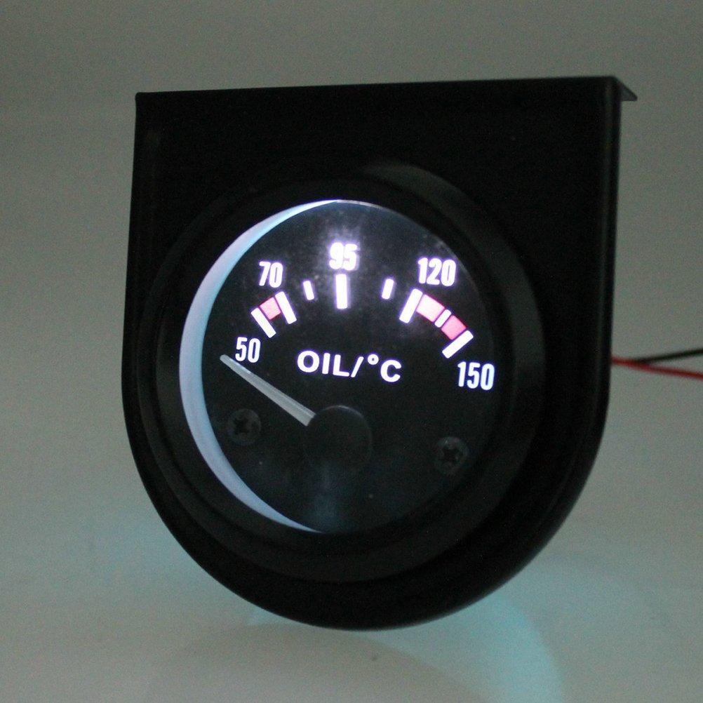 vorcool 52/MM /öltemperaturanzeige avec support Blister Moto