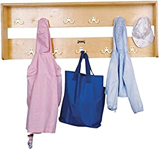 product image for Jonti-Craft 0768JC Double Wall Mount Coat Rail