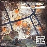 Pallas - Paris Is Burning - Bellaphon - 100-07-263