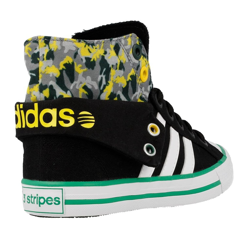 Sneakers Adidas Bbneo 3 Stripes Cv Mid K v4tVWmiUm