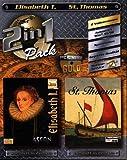 2 in 1 Pack: Elizabeth I./St. Thomas
