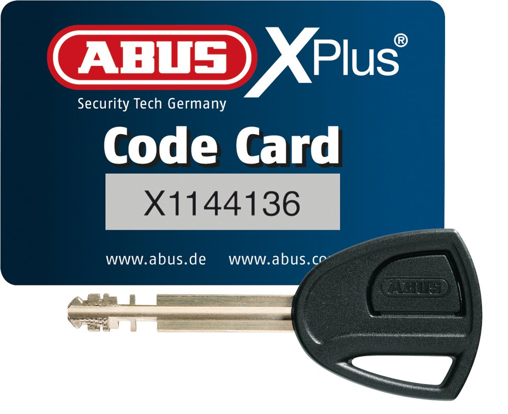ABUS Bordo Granit X-Plus 6500 Code Card