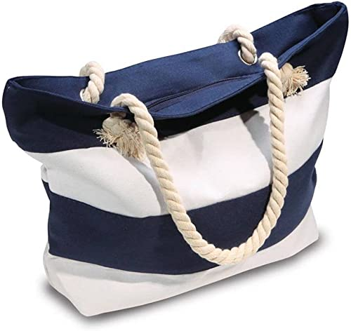 Moskus Gear Beach Bag with Inner Zipper Pocket