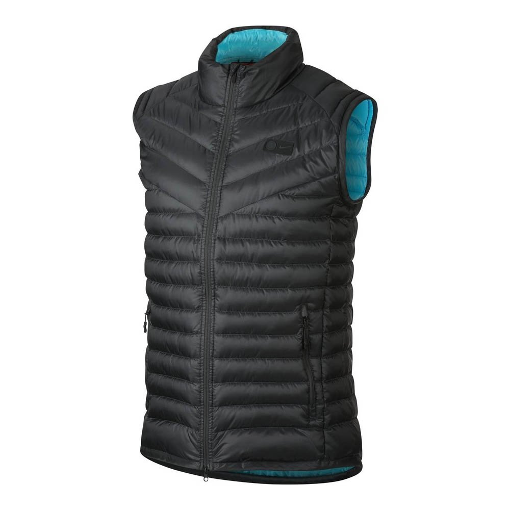 Nike 2017-2018 Chelsea Authentic Down Vest (Anthracite)