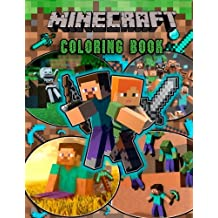 Minecraft Coloring Book: Exclusive Coloring Pages for Minecrafters