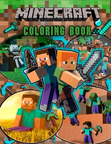 Minecraft Coloring Book Exclusive Coloring Pages For