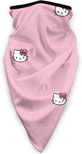 Little Hello Kitty - Bandanas multifuncionales para la