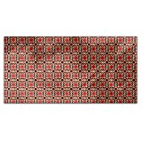 Arabic Style Rectangle Tablecloth: Small Dining Room Kitchen Woven Polyester Custom Print