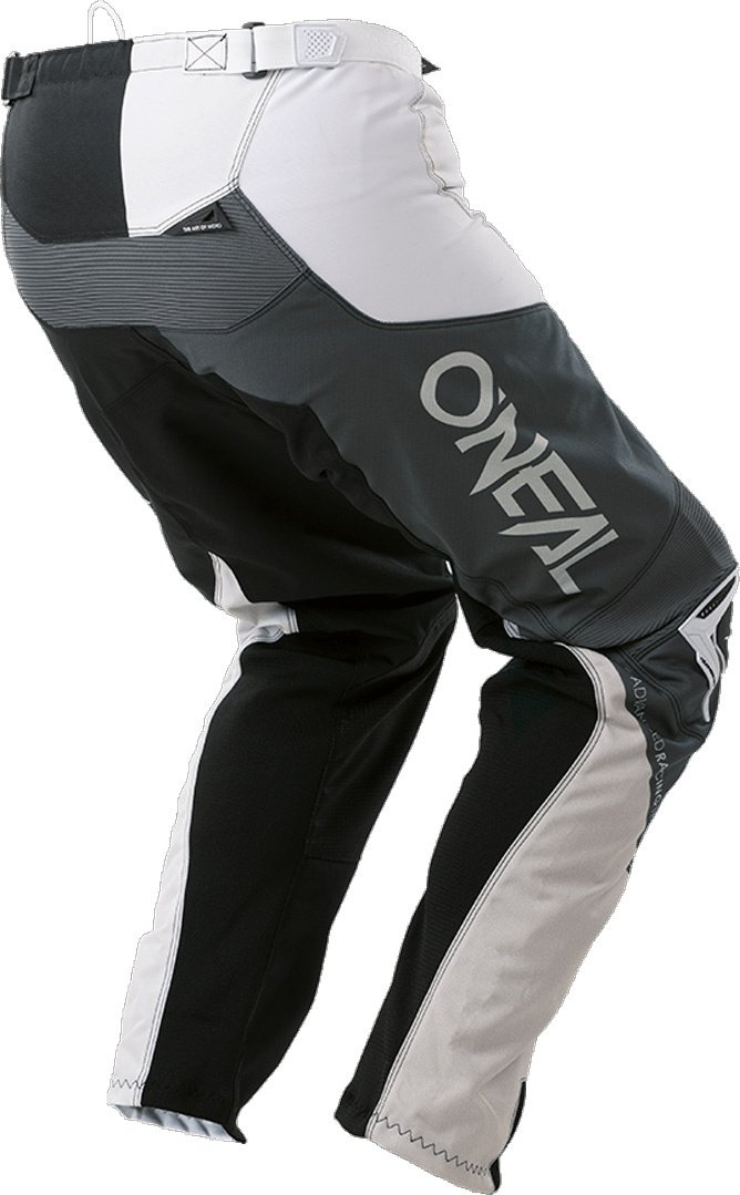 Farbe Grau Gr/ö/ße 36 0130A ONeal Mayhem Lite Split MX Motocross Hose Pant Enduro Offroad Gel/ände Quad Cross Ledereinsatz
