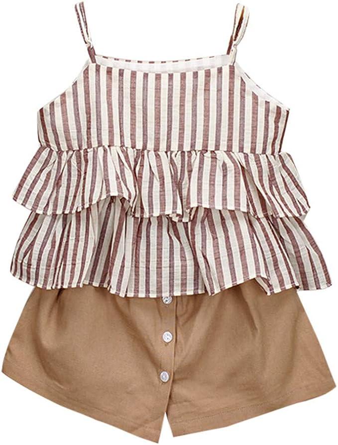 Conjuntos para Niñas 2019 Primavera Verano PAOLIAN Camisetas de ...