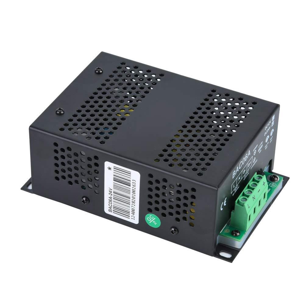 accesorio de generador diesel generador de carga flotante inteligente de 12V Cargador autom/ático de bater/ía de plomo-/ácido