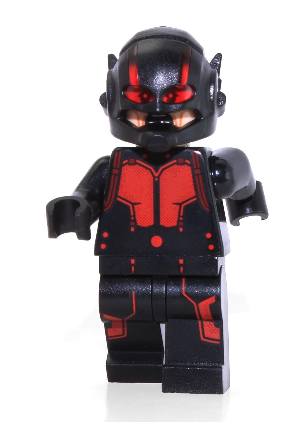 Lego Marvel Superheros Ant Man Loose Minifigure Hank Pym