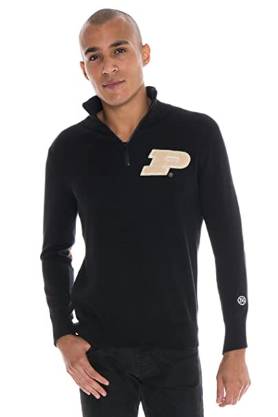 Alma Mater NCAA Mens Long Sleeve T-Shirt Medium Purdue Boilermakers