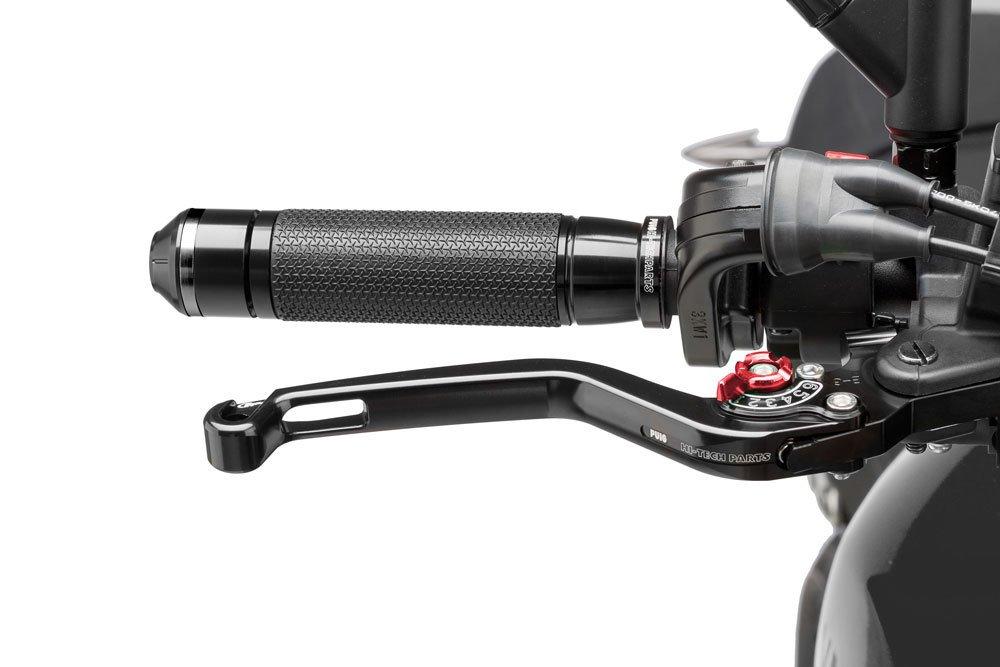 Puig 5440R1288 5440R1288 Brems-Kupplungshebel R Yamaha YZF-R125,A RE11 2014 lang s Set Set